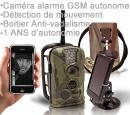 active media concept alarme et camera gsm. Black Bedroom Furniture Sets. Home Design Ideas